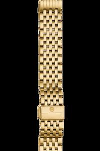 16MM Deco II Gold Bracelet