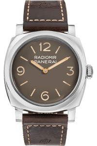 Radiomir 1940 3 Days Acciaio Stainless Steel Manual