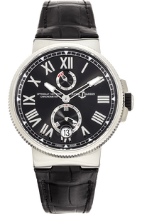 Marine Chronometer Stainless Steel Automatic