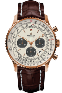 Navitimer 1 B01 Chronograph 46 18K Red Gold