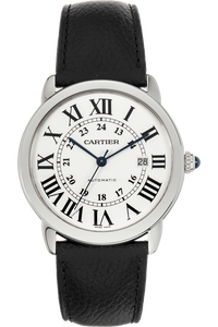 Ronde Solo Stainless Steel Automatic