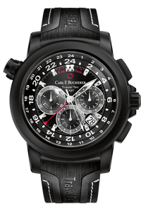Patravi TravelTec Black GMT