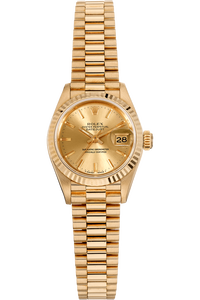 Datejust Circa 1986 Yellow Gold Automatic