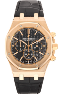Royal Oak Chronograph Rose Gold Automatic