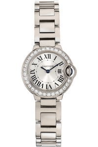 Ballon Bleu White Gold Quartz