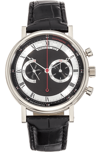 Classique Chronograph White Gold Manual