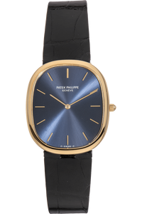 Golden Ellipse Reference 3738 Yellow Gold Automatic