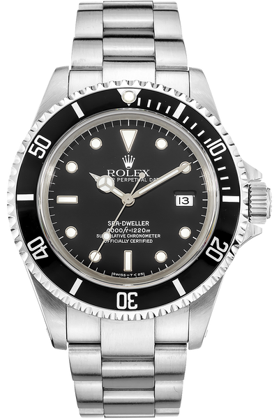 Sea-Dweller Stainless Steel Automatic