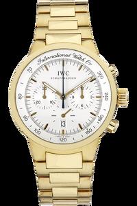 GST Chronograph Yellow Gold Quartz