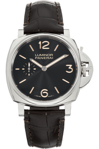 Luminor Due 3 days Acciaio Stainless Steel Manual