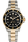Submariner Circa 1980s Yellow Gold and Stainless Steel Automatic
