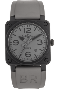 BR 03-92 Commando PVD Stainless Steel Automatic