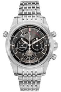 De Ville Chronoscope Rattrapante Stainless Steel Automatic