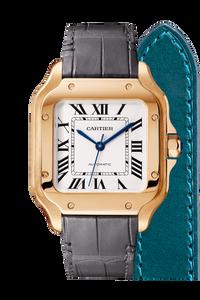 Santos de Cartier Pink Gold, Medium