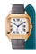 Santos de Cartier Pink Gold, Medium