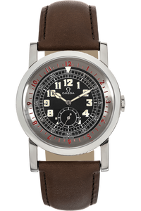 Specialities Museum Pilot's LE Stainless Steel Automatic