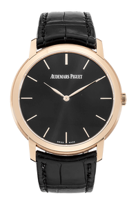 Jules Audemars Extra Thin Rose Gold Automatic