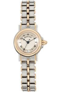Marine Yellow Gold and Stainless Steel Automatic