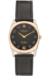 Cellini Danaos White Gold and Rose Gold Manual