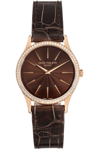Calatrava Reference 4897 Rose Gold Manual