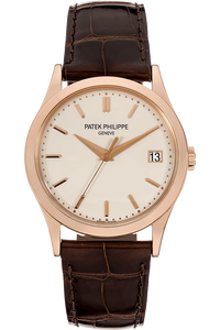 Calatrava Reference 5296 Rose Gold Automatic