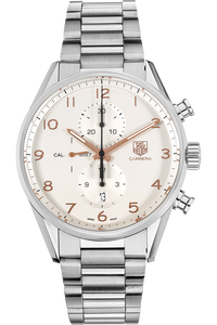 Carrera Caliber 1887 Stainless Steel Automatic