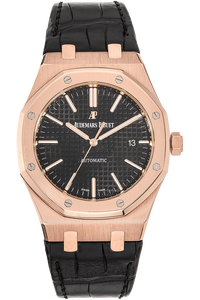 Royal Oak Rose Gold Automatic