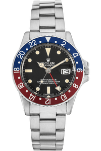 GMT-Master Circa 1970's Stainless Steel Automatic