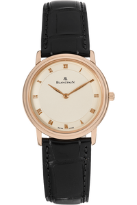 Villeret Rose Gold Automatic