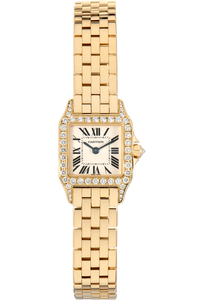 Santos Demoiselle Yellow Gold Quartz