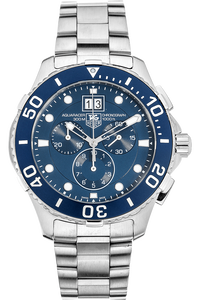 Aquaracer Chronograph Stainless Steel Quartz
