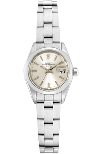 Date Stainless Steel Automatic