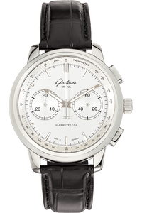 Senator Chronograph XL Stainless Steel Automatic
