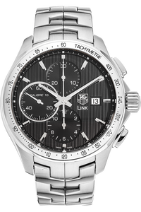 Link Calibre 16 Chronograph Stainless Steel Quartz