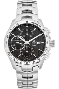 Link Calibre 16 Chronograph Stainless Steel Automatic