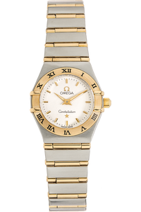Constellation Yellow Gold and Stainless Steel Quartz