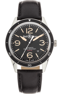 BR 123 Sport Heritage Stainless Steel  Automatic