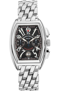 Conquistador Chronograph Stainless Steel Automatic