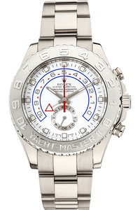 Yachtmaster II Platinum and White Gold Automatic