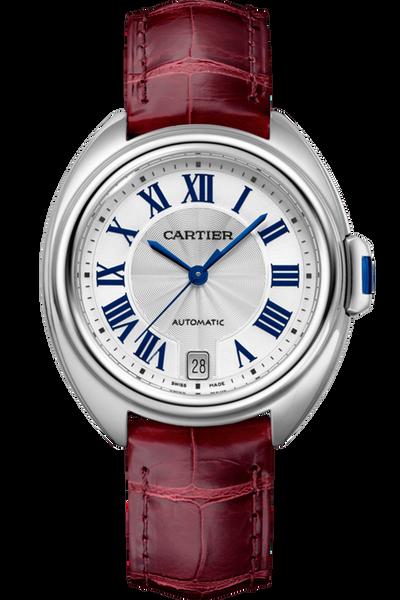 Clé de Cartier watch, 35 mm