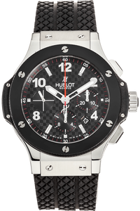 Big Bang Chronograph Stainless Steel and Ceramic  Automatic