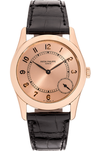 Calatrava Reference 5000 Rose Gold Automatic