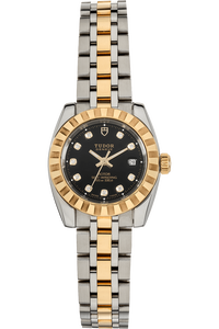 Classic Yellow Gold and Stainless Steel Automatic