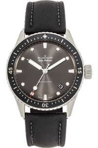 Fifty Fathoms Bathyscaphe Stainless Steel Automatic