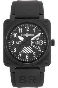 Altimeter Limited Edition PVD Stainless Steel Automatic