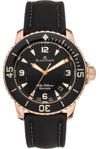 Fifty Fathoms Rose Gold Automatic