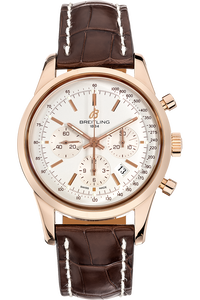 Transocean Chronograph Rose Gold Automatic