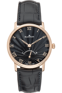 Villeret Ultraplate Rose Gold Automatic