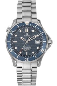 Seamaster James Bond 40th Anniversary Edition Stainless Steel Automatic