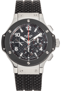 Big Bang Chronograph Ceramic and Stainless Steel Automatic